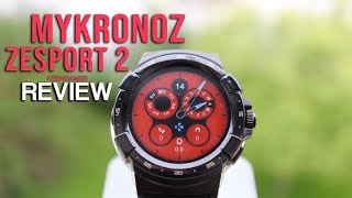 MyKronoz ZeSport 2 Smartwatch Review - Autonomous fitness tracking