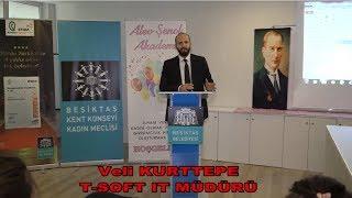 15 Ekim 2017 Alev Şenol Akademi Veli Kurttepe (T-Soft IT Müdürü)