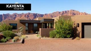 Architecture Spotlight #79 | Kayenta Concept Home | Ivins, Utah