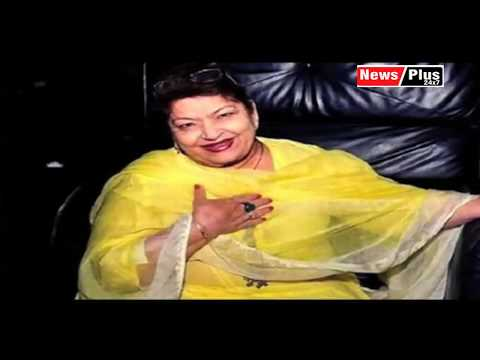 Mallika Saroj Khan is out of dance...