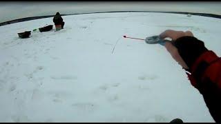 Весенняя рыбалка на белоярке 2020
