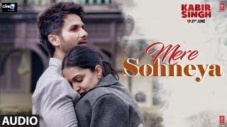 gratis download video - FULL AUDIO:Mere Sohneya | Kabir Singh | Shahid K, Kiara A, Sandeep V | Sachet - Parampara | Irshad K