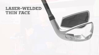 Cobra Launches AMP Cell Golf Irons