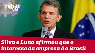 Presidente da Petrobras fala sobre alta do preço dos combustíveis