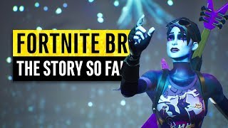 Fortnite | The Story So Far... All Live Events and Cinematics