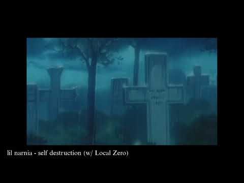 lil narnia - self destruction (ft. Local Zero)