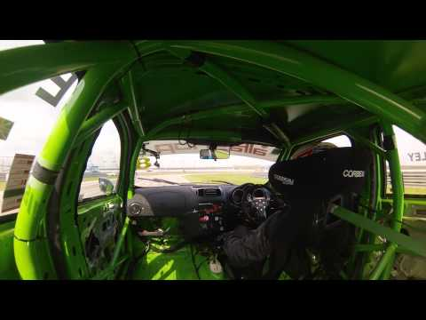 Rockingham 2014 – Race 2 – Jon Billingsley