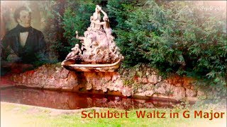 Schubert  Waltz in G Major