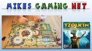 Tzolk'in - Der Maya Kalender | Verlag: Heidelberger Spieleverlag