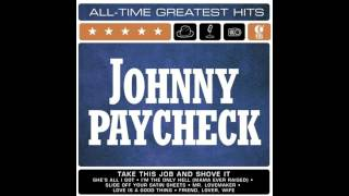 Johnny Paycheck - Me And The I.R.S. (Re-recorded 1981)