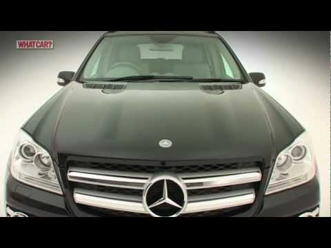 Mercedes-Benz GL-Class 4x4 - What Car?
