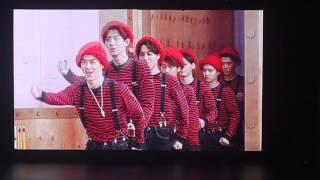 160123 EXO'luXion in Manila - Peter Pan intro
