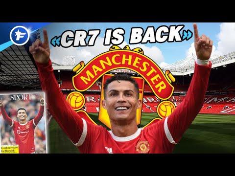 Le come-back de rêve de Cristiano Ronaldo enflamme l'Angleterre   Revue de presse
