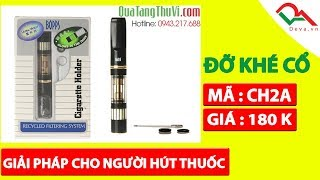 Tẩu lọc thuốc lá Nhật chính hãng Bopps CH2A | Deva.vn | Giá 180.000 Đ