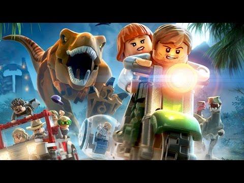 Vidéo LEGO Jeux vidéo PS3LJW : Lego Jurassic World PS3