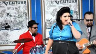 VICKY TAFOYA AND THE BIG BEAT NOT TOO YOUNG TO SING THE BLUES.wmv