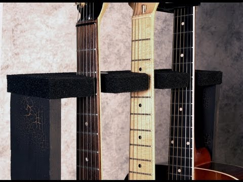 free wood guitar stand plans cabinets woodworking pdf download woodwormhemi. Black Bedroom Furniture Sets. Home Design Ideas