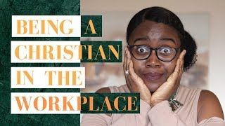 BEING A CHRISTIAN IN THE WORKPLACE: APPOINTED BY THE KING