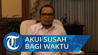 Menteri Ketenagakerjaan Hanif Dhakiri Akui Tak Mudah Bagi Waktu Antara Pekerjaan dan Keluarga