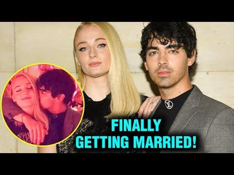 After Priyanka Nick, Joe Jonas And Sophie Turner To Get Married In 2019?