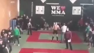 New chechen Fight 2018/ новая чечен драка 2018