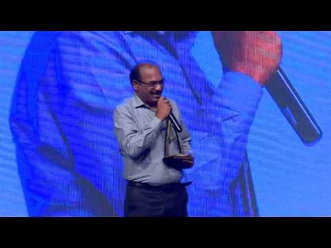 Soundararajan - Jaguar & RITZ Excellence Awards