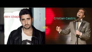 Alex Ubago Y Cristian Castro Mix Romanticas De Siempre