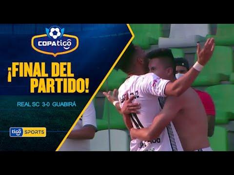 Highlights trận đấu giữa Blooming Santa Cruz và Guabira