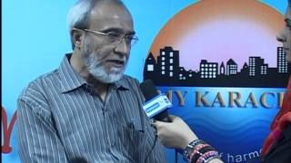 preview picture of video 'Ismail Muhammad Surya, Chairman Special Committee My-Karachi Exhibition spoke with Exhibitors TV'