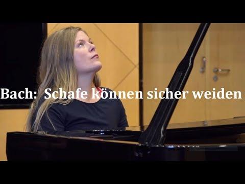 """Bach-Petri: """"Schafe können sicher weiden"""" BWV 208 Kantate Sheep may safely grace Ann-Helena Schlüter"""
