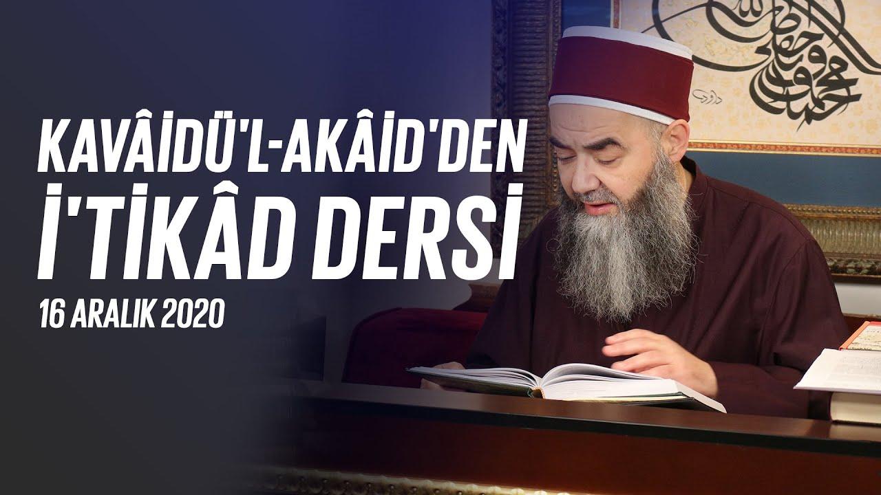 Kavâidü'l-Akâid Dersi 40. Bölüm