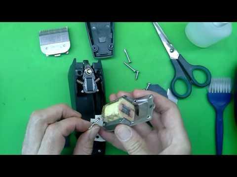 Как разобрать и почистить машинку для стрижки волос Oster 616-91j