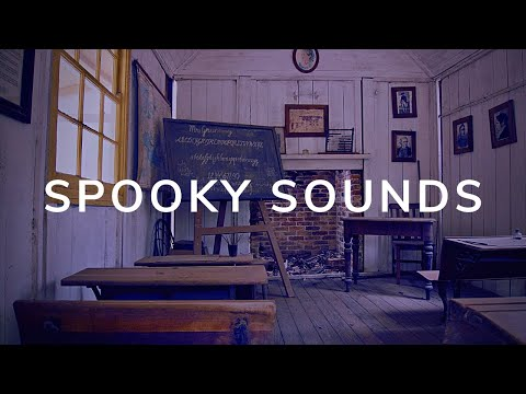 terror Abandoned College  - Scary College Ambience | Ambiente En Colegio Abandonado. -…