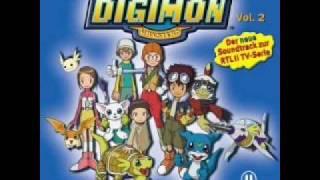 """Video thumbnail of """"Digimon 02 Soundtrack -10- Wir werden bei dir sein (German/Deutsch)"""""""