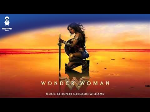 Amazons Of Themyscira - Wonder Woman Soundtrack - Rupert Gregson-Williams [Official]