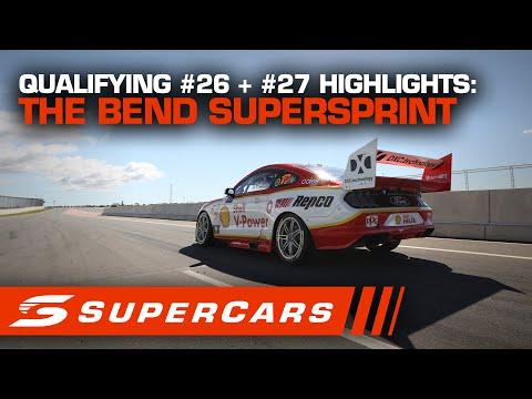 2020年 SUPERCARS OTRザベンド500 予選スーパースプリント#26ハイライト動画