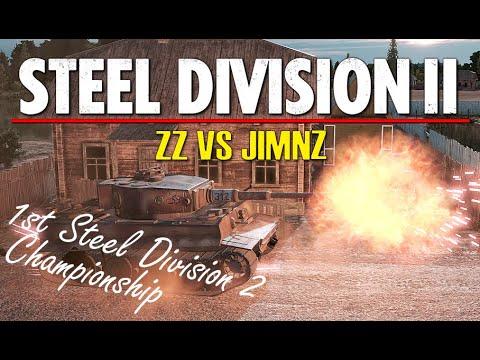 ZZ vs JiMnZ! 1st Steel Division 2 Championship, Round 2 (Orsha East, 1v1)