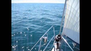 Hallberg Rassy 342 Sailing