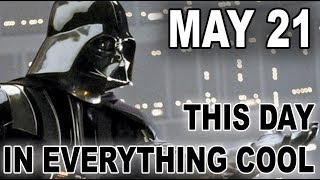 Star Wars Strikes Back! - This Day In Everything Cool for May 21 - Electric Playground