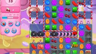 Candy Crush Saga Level 4094 NO BOOSTERS