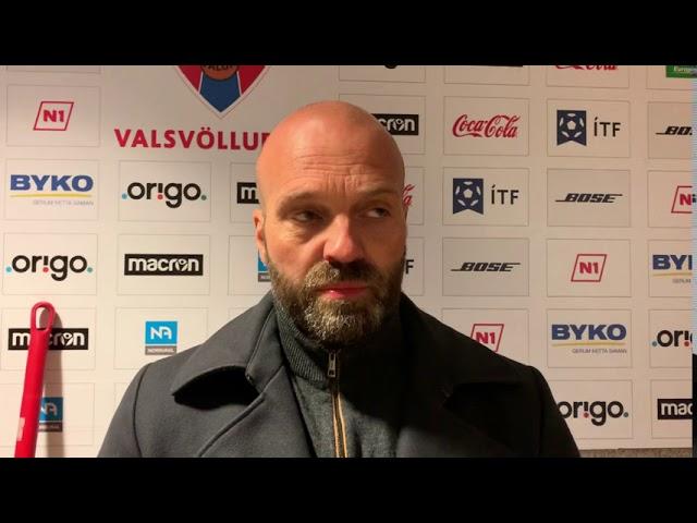 Arnar Gunnlaugs: Alltof soft á röngum augnablikum