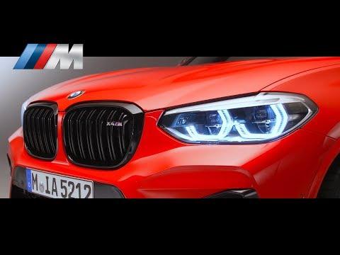 Bmw X4 M Кроссовер класса J - рекламное видео 2