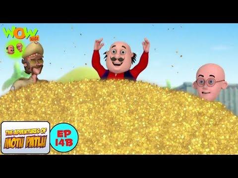 Motu Patlu Cartoons In Hindi |  Animated cartoon | Motu banega don | Wow Kidz
