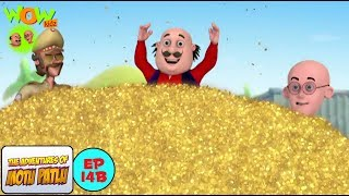 Motu Patlu Cartoons In Hindi |  Animated cartoon | Motu banega don | Wow Kidz