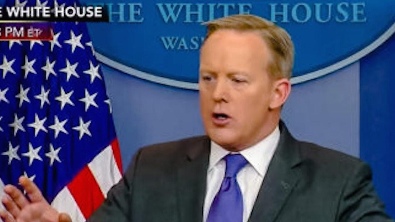 Trump Press Secretary: Iran Attacked US Navy Ship! thumbnail