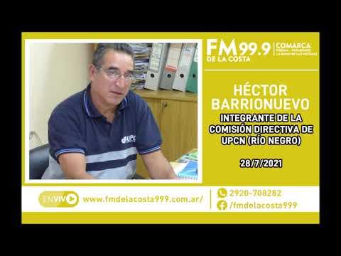 Héctor Barrionuevo