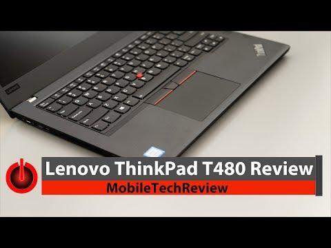 Lenovo ThinkPad T480 Review
