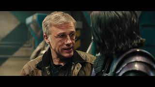 VIDEO: ALITA: BATTLE ANGEL – Off. Intl' Trailer #4