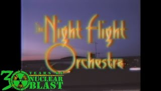 THE NIGHT FLIGHT ORCHESTRA   Something Mysterious (OFFICIAL MUSIC VIDEO)