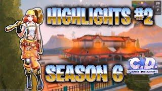 NotLSD Season 6 | Highlights #2 (Creative Destruction)